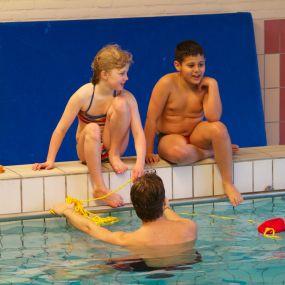 vrij zwemmen amsterdam